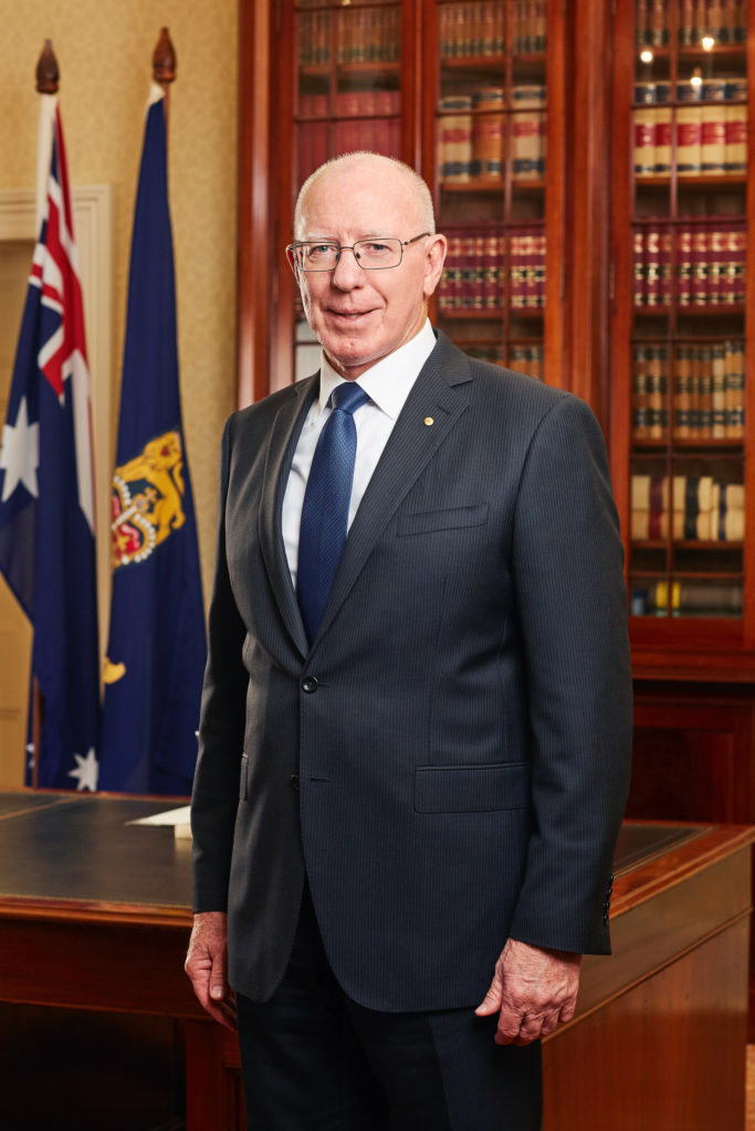 His Excellency General the Honourable David Hurley AC DSC (Retd)